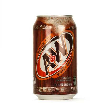 A&W - Soda A&W Root Beer
