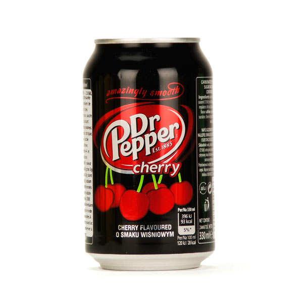 Dr Pepper Cherry - Soda à la cerise