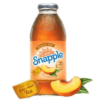 Snapple - Snapple Peach Iced Tea