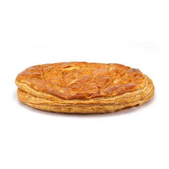 Pâtisserie St Jacques - Galette des rois frangipane