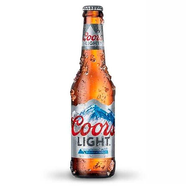Coors Light Beer 4%