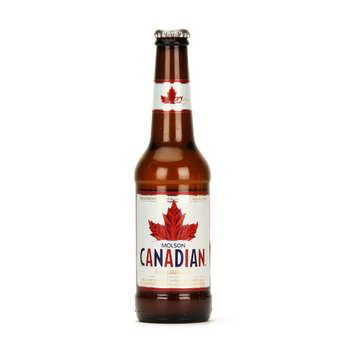 Molson - Bière canadienne Molson - 4%