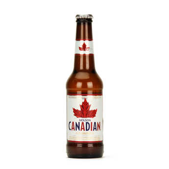 Molson - Molson Canadian Beer - 4%
