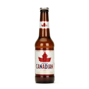Bière canadienne Molson - 4%