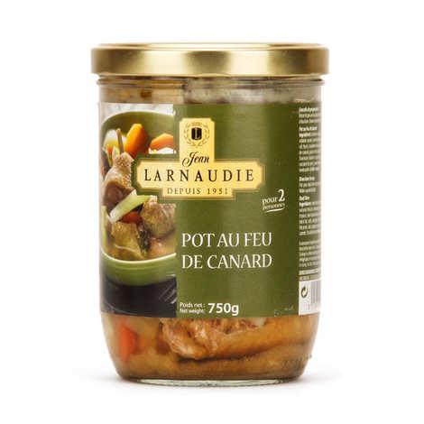 Jean Larnaudie - Pot-au-feu de canard