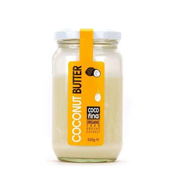 Beurre de coco bio