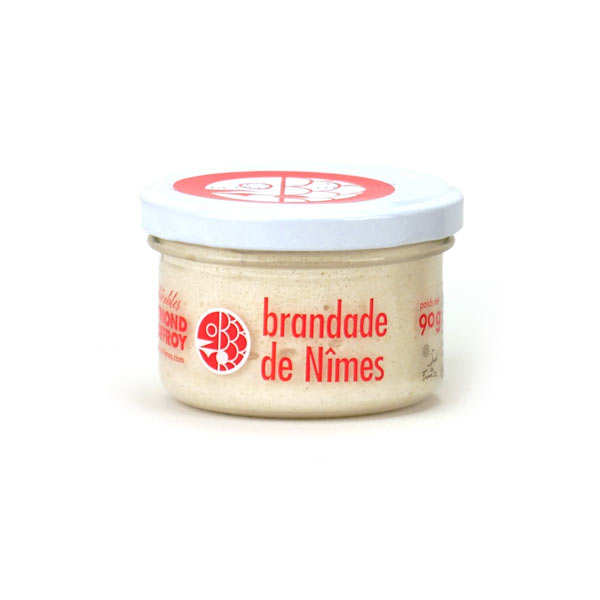 Cod brandade from Nîmes