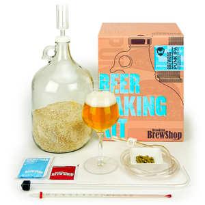 "Brooklyn Brew Shop - Kit de fabrication bière blonde ""Punk IPA""  5.6%"
