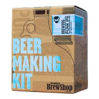 "Brooklyn Brew Shop - Beer making kit ""Punk IPA""  5.6%"