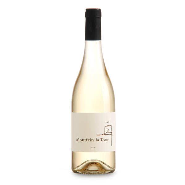 Organic Castel Montfrin White Wine - La Tour