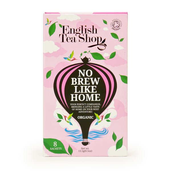 Sachets de thés bio à emporter partout - 3 variétés
