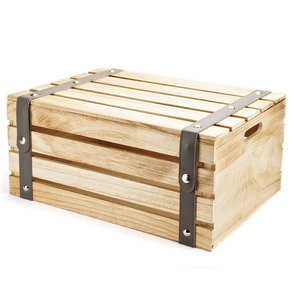 - Old Wooden crate