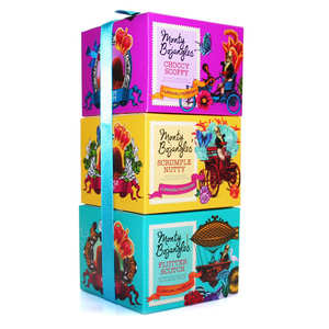 Monty Bojangles - Assortiment de truffes chocolat Monty Bojangles