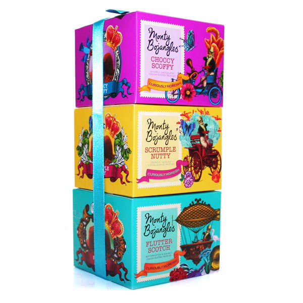 Truffle Gift Stack - Monty Bojangles