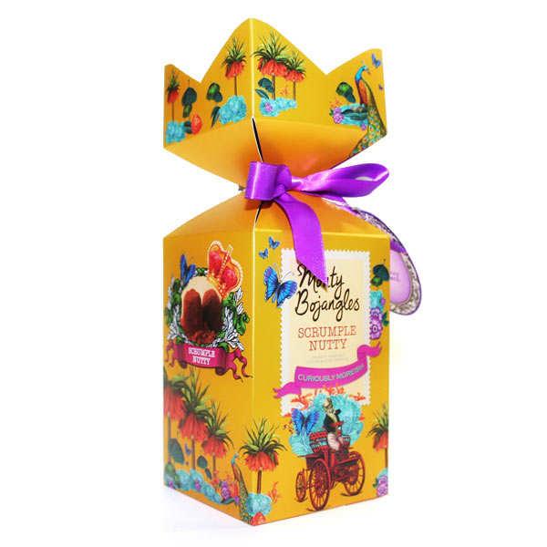 Scrumple Nutty Truffle Gift - Monty Bojangles