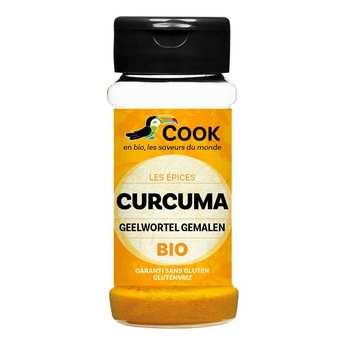 Cook - Herbier de France - Curcuma bio