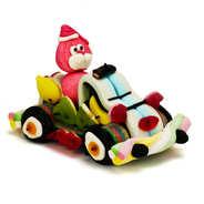 Bonbec Show - Cabriolet de bonbons du Père Noël