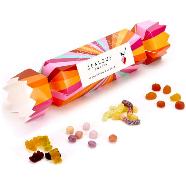 Bonbons Revolution crackers - Jealous sweets