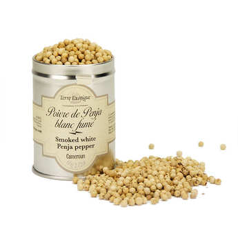 Terre Exotique - Penja white smoked pepper from Cameroun