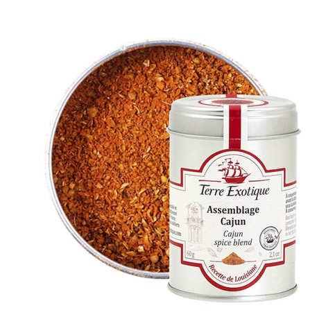 Terre Exotique - Cajun Spice Blend