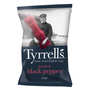 Tyrrells - Sea salt and crushed black pepper potato chips
