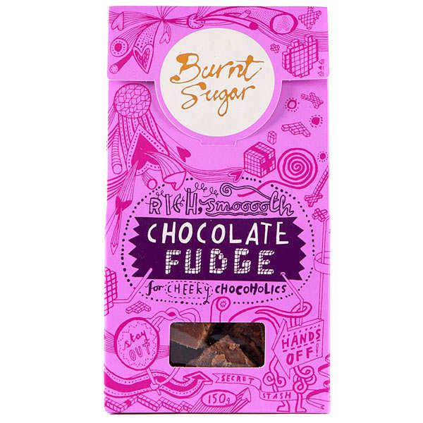 Chocolate Crumbly Fudge