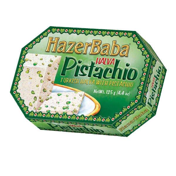 Turkish Halva Pistachio