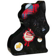 Walkers - Boîte de shortbreads Walkers - Chien Scottie