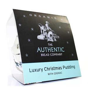 Matthew Walker - Organic Luxury Christmas Pudding with Cognac