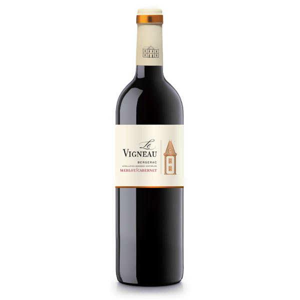 Le Vigneau Bergerac rouge AOC - 12,5%