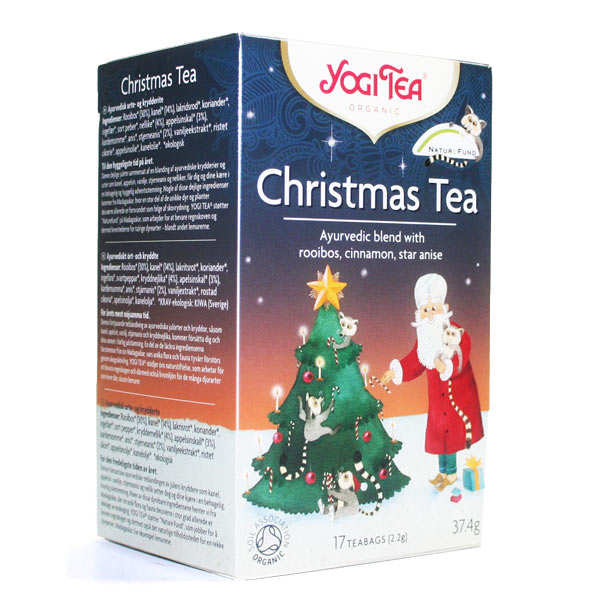 Christmas Teabags Collection - 17 teabags