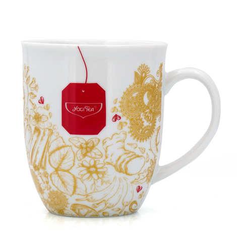 Yogi Tea - Yogi Tea Gift Pack and Cup