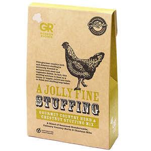 Gordon Rhodes - Préparation pour farcir les volailles aux herbes et châtaignes