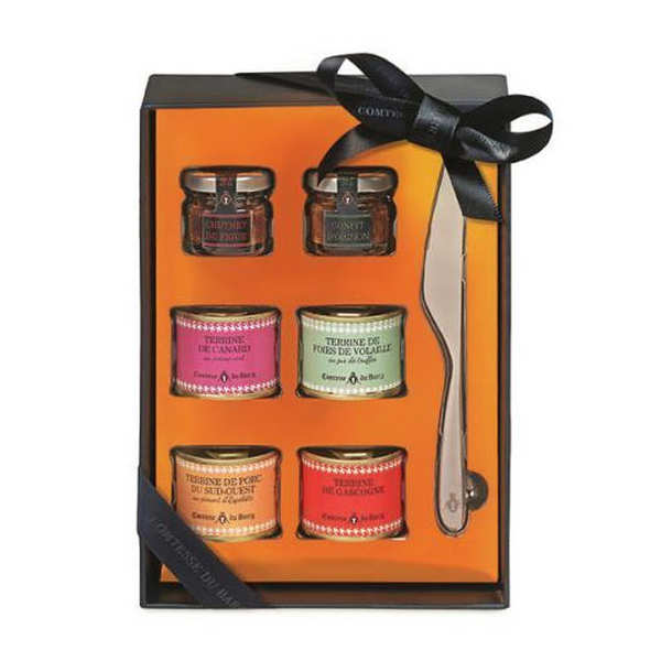 Gourmet Gift Box - Comtesse du Barry