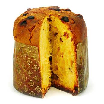 Ibo Produits Bio - 500g Traditional Organic Butter Panettone