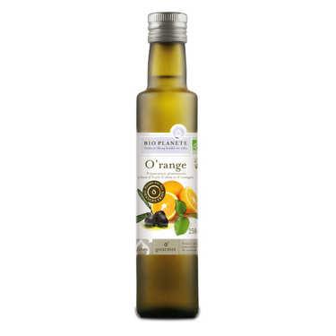 Huile d'olive et orange O'range bio