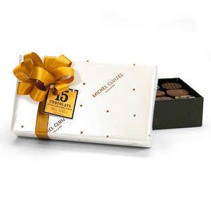 Michel Cluizel - Coffret festif 15 chocolats Michel Cluizel