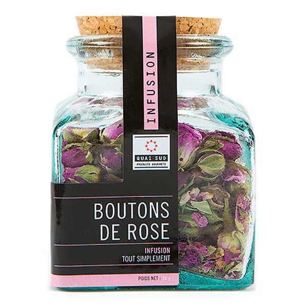 Petits Boutons de roses entiers