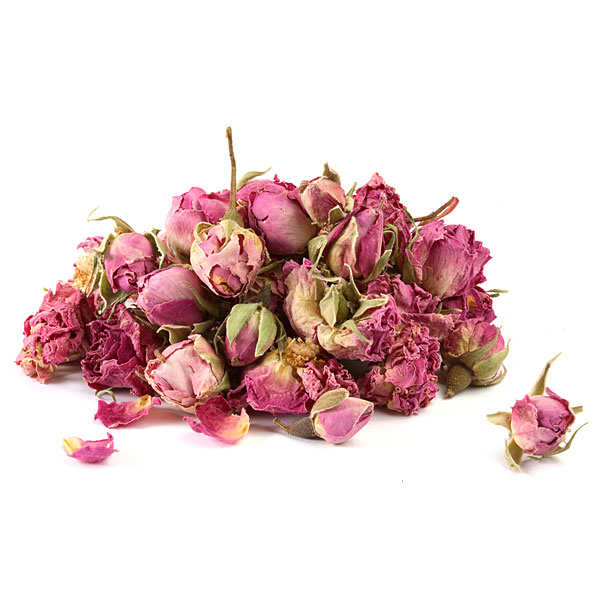 Rosebud infusion