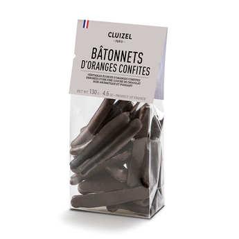 Michel Cluizel - Candied Orange in Dark Chocolate - Michel Cluizel