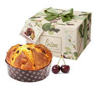 Dolciara A. Loison - Panettone with amarena cherry