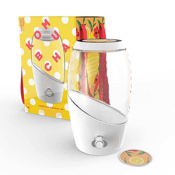 5L Kombucha Fermentation Jar