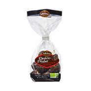 Belledonne Chocolatier - Rochers pralinés chocolat noir bio