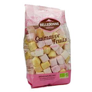 Belledonne Chocolatier - Organic Fruit Marshmallows in a Family Size
