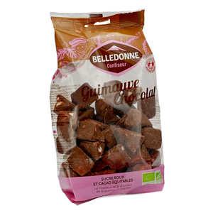 Belledonne Chocolatier - Guimauve au chocolat format familial bio