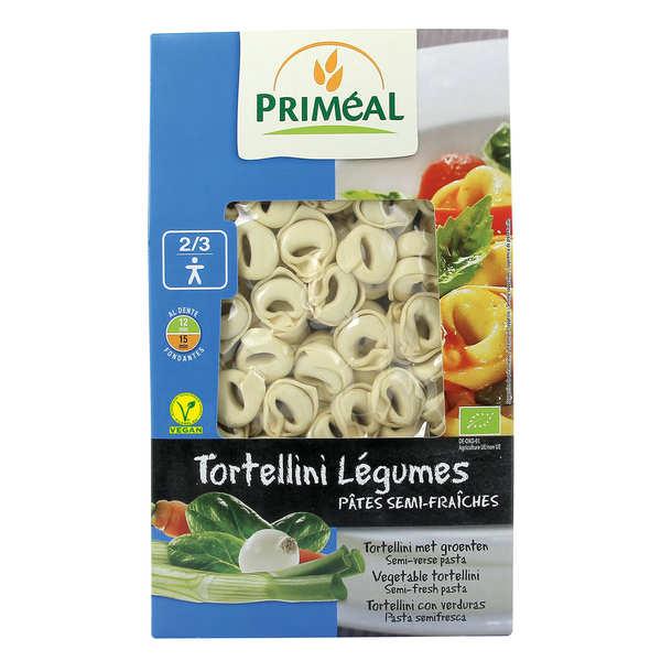 Tortellini légumes bio