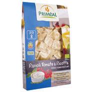 Priméal - Raviolis tomate-fromage bio