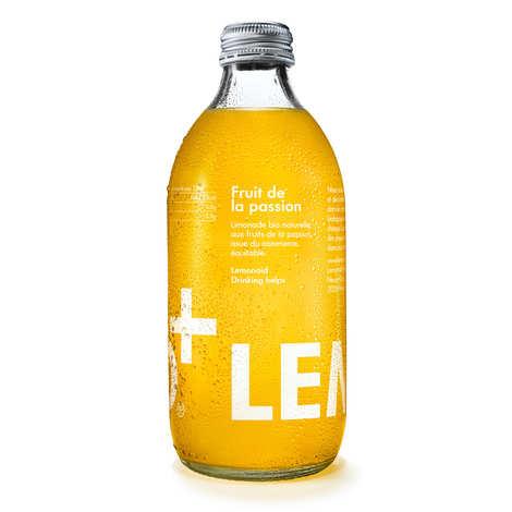 Lemonaid - Limonade aux fruits de la passion bio et équitable - Lemonaid