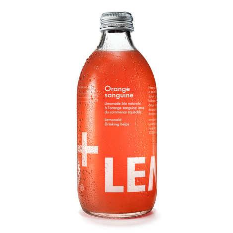 Lemonaid - Organic and fairtrade Blood Orange Lemonaid