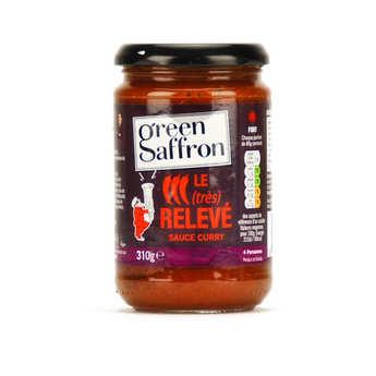 Green Saffron - Hot Curry Sauce